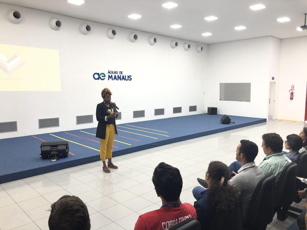 Respeito às diferenças e inclusão são discutidos em programação da Águas de Manaus a favor da igualdade racial
