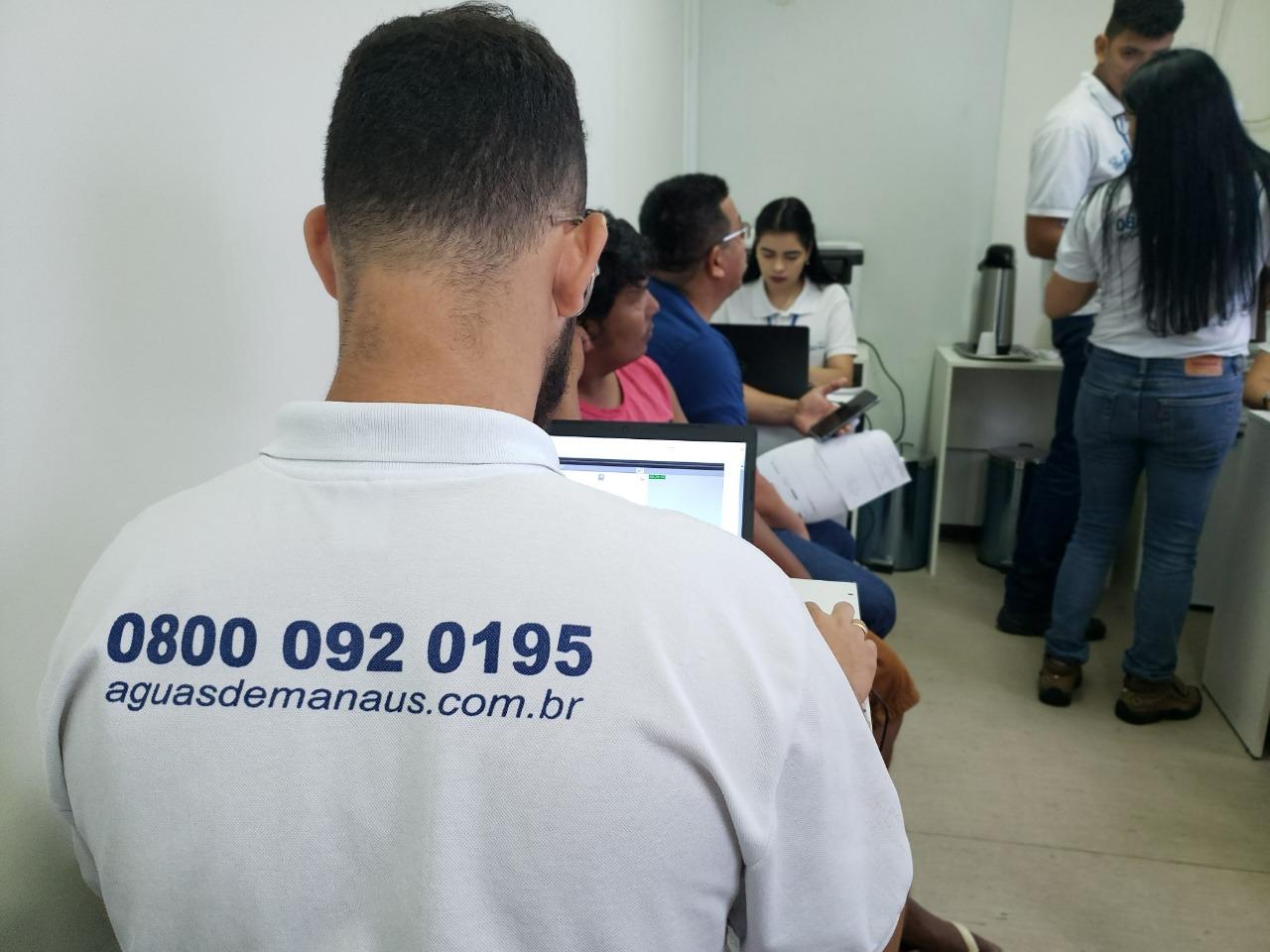 Confira os horários de atendimento presencial da Águas de Manaus no feriadão de Carnaval
