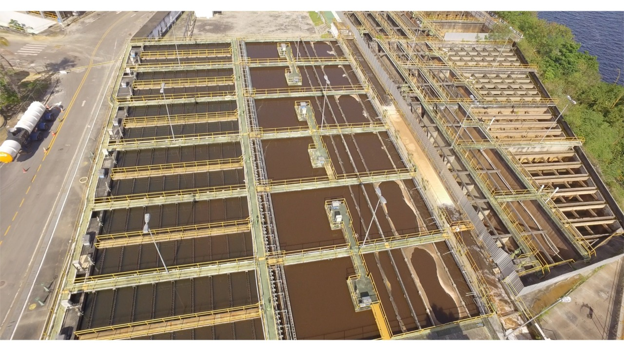ATUALIZAÇÃO (06.08)- Abastecimento de água em normalização na cidade de Manaus