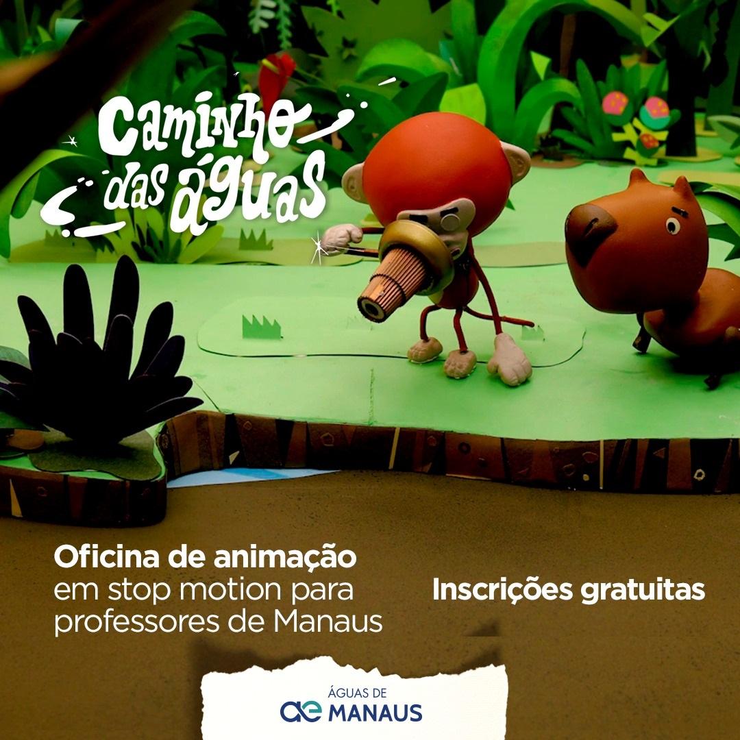 Após vagas esgotarem em menos de uma semana, Águas de Manaus abre novas turmas para capacitação gratuita